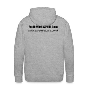 SWSC Men's Hoodie - No Name On Front - Men's Premium Hoodie