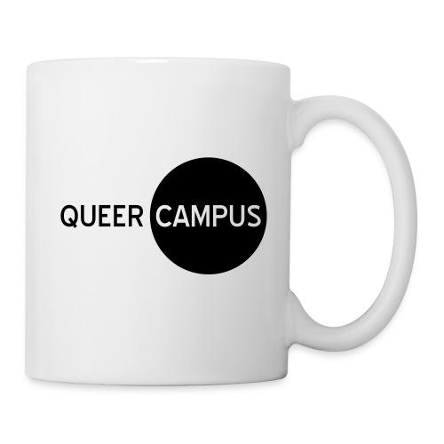 QC Tasse (schwarz-weiß) - Tasse