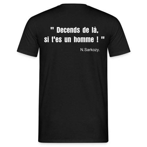 descends - T-shirt Homme