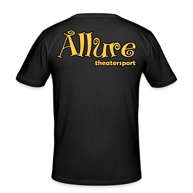 Allure speelshirt (man)