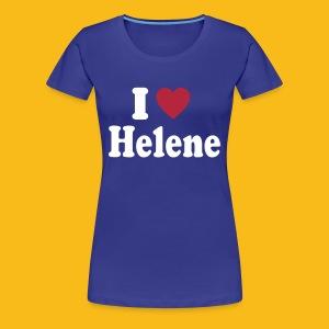 Helene - Frauen Premium T-Shirt
