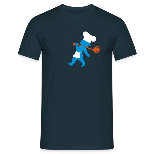 Kochlöffel - Männer T-Shirt
