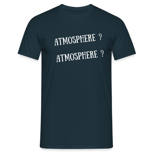 Atmosphere - T-shirt Homme