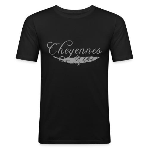 Cheyennes (H) - T-shirt près du corps Homme
