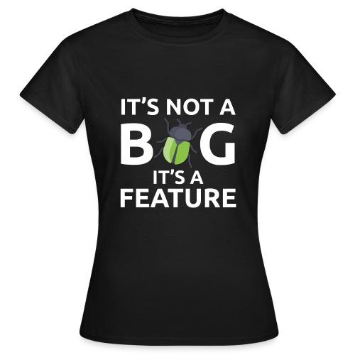 Maglietta programmatore bud DONNA  - Maglietta da donna