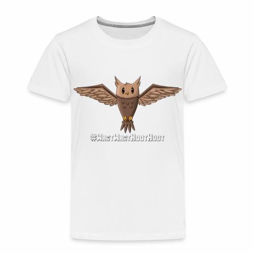 FLY OWL T- Shirt  ( KIDS) - Kids' Premium T-Shirt