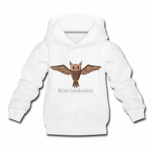 FLY OWL Hoodie  ( KIDS) - Kids' Premium Hoodie
