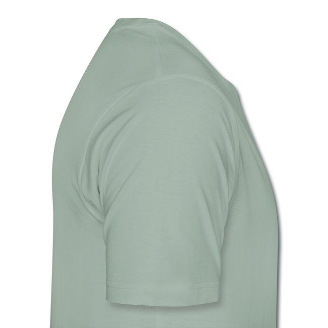 T-shirt homme (vert de gris)