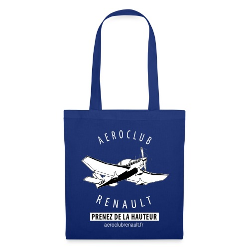 Tote bag (bleu royal) - Tote Bag
