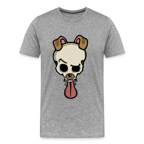 Snap-Skull  - Männer Premium T-Shirt