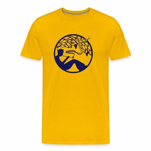 K*PARK Pan Revisited - Männer Premium T-Shirt