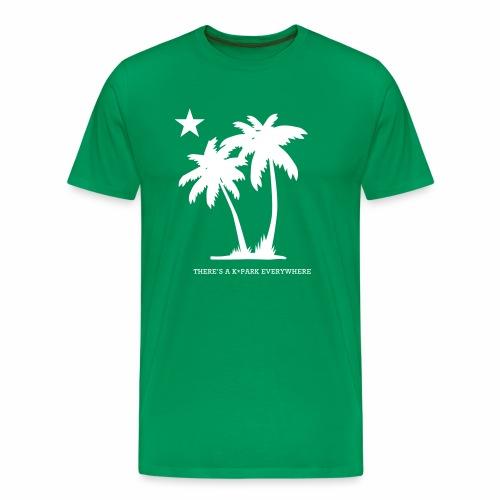 K*PARK Everywhere - Hawaii - Männer Premium T-Shirt
