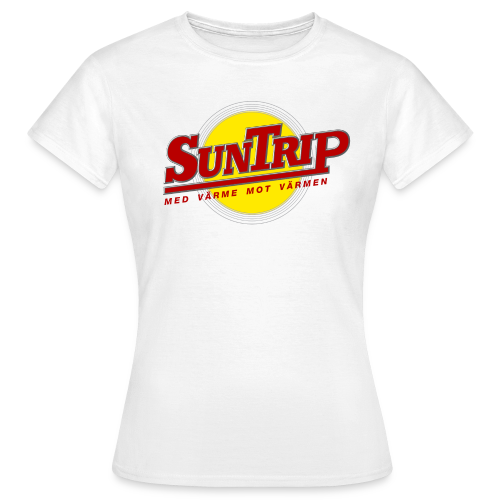 T-shirt dam, SunTrip - T-shirt dam