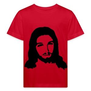 KID´S GARDEN LOGOLLA - Lasten luonnonmukainen t-paita