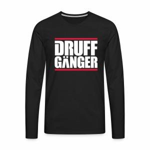 DRUFFgänger - langarm Shirt - Männer Premium Langarmshirt