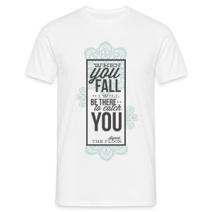 When you fall - T-shirt Homme