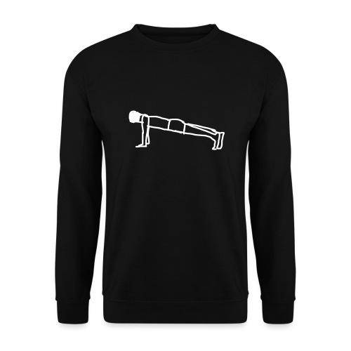SQUIZZY PUSH-UP - Männer Pullover