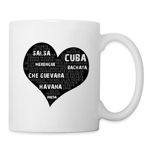 Mug Love - Mug blanc