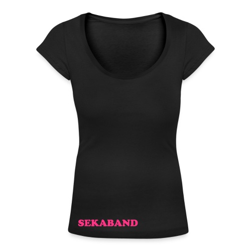 SEKA GOOD GIRL/BAD - Women's Scoop Neck T-Shirt