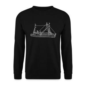 Fischerboot - Männer Pullover