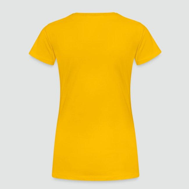 """""""Ein Herz für Waschlappen"""" Premium Shirt Damen"""