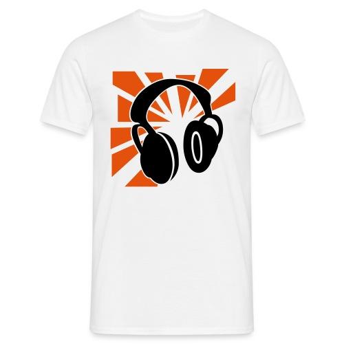 listen - T-shirt Homme