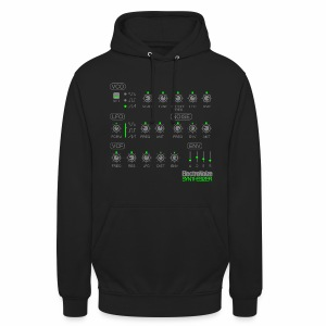 ElectroNoize Synthesizer 2 - Hoodie - Unisex Hoodie