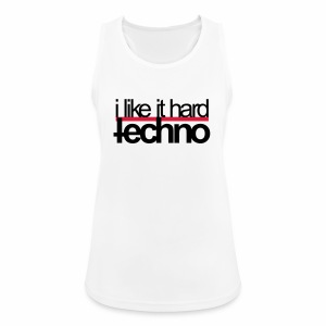 i like it hard - Tanktop - Frauen Tank Top atmungsaktiv