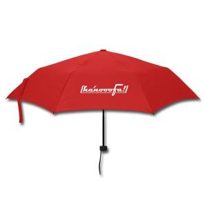 ABSOLUT HANNOVER BEKENNER DRECKWETTERSCHIRM - Regenschirm (klein)