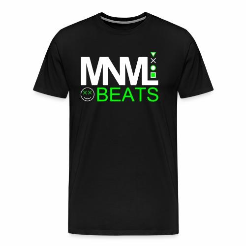 MNML Beats - T-Shirt - Männer Premium T-Shirt