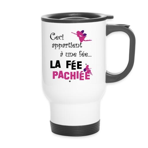 Tasse fée pachiée - Mug thermos