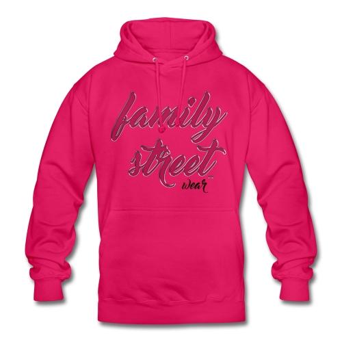 sweat a capuche unisex familystreet - Sweat-shirt à capuche unisexe