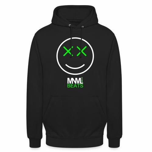 MNML Beats Smiley - Hoodie - Unisex Hoodie