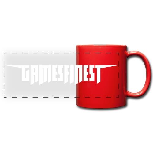 GamesFinest Wolfenstein Tasse - Panoramatasse farbig