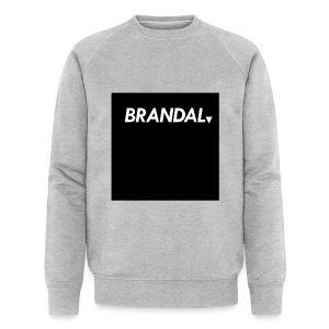 Brandal fashion - black - Men's Organic Sweatshirt by Stanley & Stella