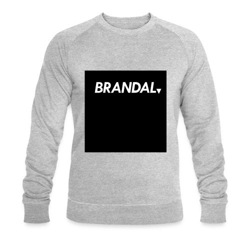 Brandal fashion - black - Men's Organic Sweatshirt by Stanley & Stella
