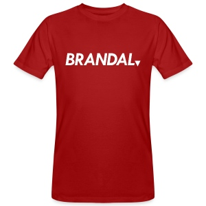 Brandal fashion - white - Men's Organic T-shirt