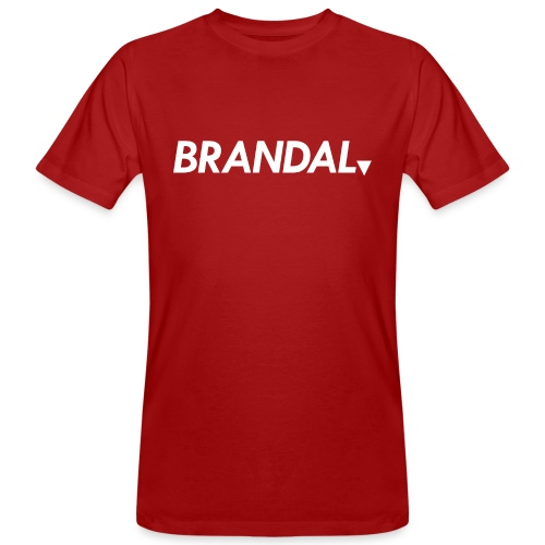Brandal fashion - white - Men's Organic T-Shirt