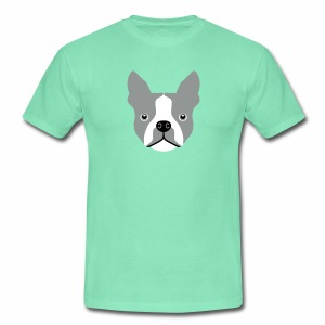 Boston Terrier - Männer T-Shirt