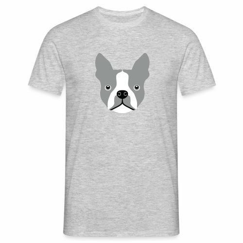 Boston Terrier - Männer T-Shirt