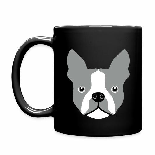 Boston Terrier - Tasse einfarbig
