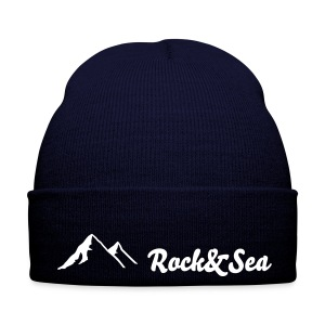 Rock and Sea... - Czapka zimowa