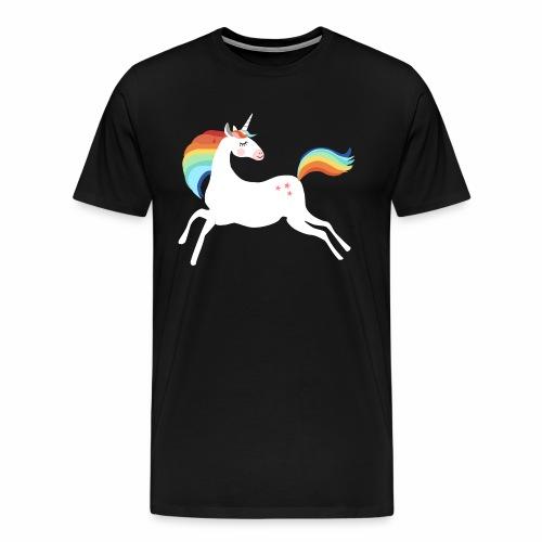 Einhorn 1 - T-Shirt - Männer Premium T-Shirt