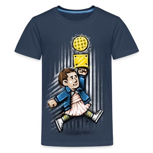 Super Eleven - Teenage Premium T-Shirt