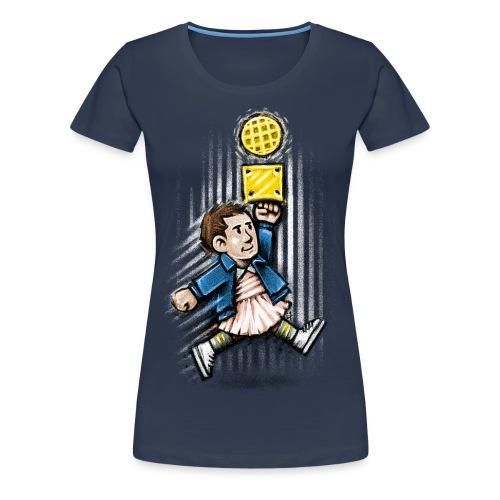 Super Eleven - Women's Premium T-Shirt