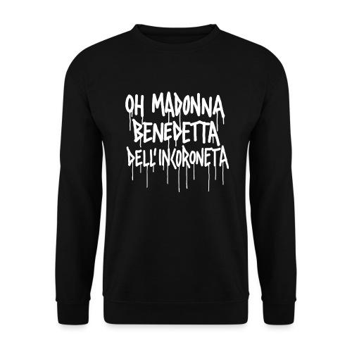 Oh Madonna Sweatshirt - Felpa da uomo