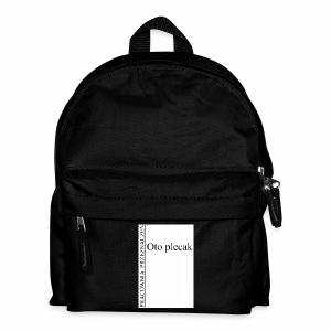 Oto plecak - Plecak dziecięcy