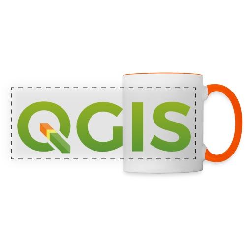 Mug QGIS - Panoramic Mug