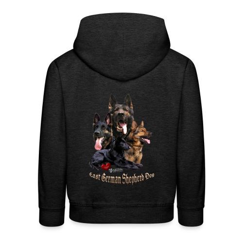 DDR-Schäferhunde - Kinder Premium Hoodie