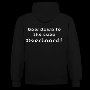 Tarantula Faction 2018 Hoodie Cube Overlord - Contrast Colour Hoodie